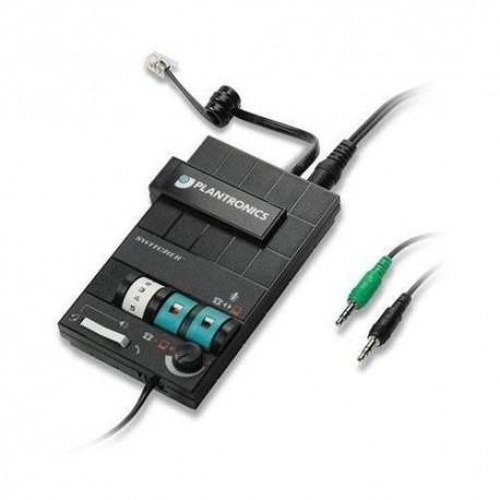 Plantronics MX10 SWITCHER - Uniwersalny adapter  do słuchawek serii HW,