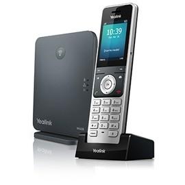 Yealink W60P - bezprzewodowy telefon VoIP (baza w60B + słuchawka w56h)