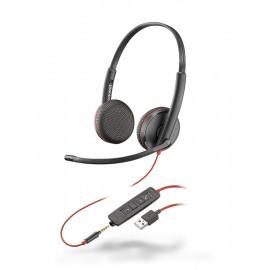 Plantronics Blackwire 3225-Słuchawka UC z gniazdem USB-A