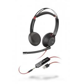 Plantronics Blackwire C5220 -Słuchawka z gniazdem USB