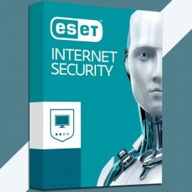 ESET Internet Security (Dla domu i firmy) 1U